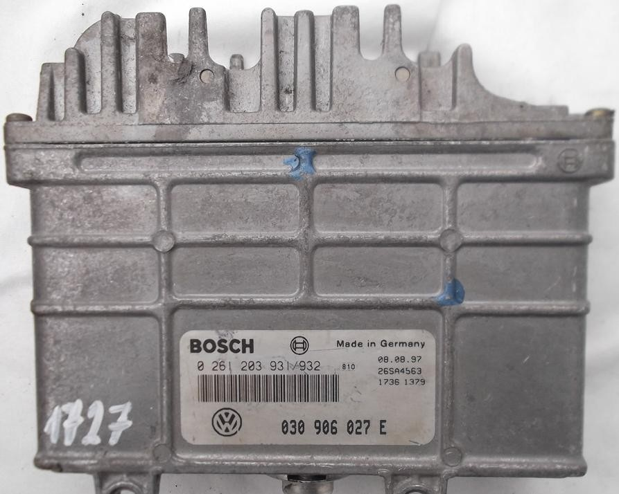 ECU 030906027e VW Golf Passat 1.4